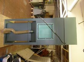 Dust extractor by P&J as new