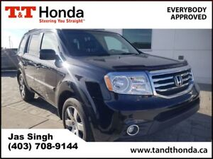 2015 Honda Pilot Touring* DVD, Navi, Rear Camera, Leather