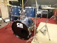 Drums full set of drums CB Drums