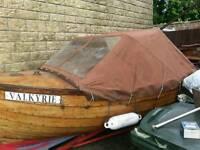 Orkney boat fishing boat 16ft