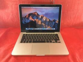 """MACBOOK PRO 13"""" i7 4GB RAM=500GB HDD=2011=COLLECTION FROM SHOP=FIXED PRICE=ITS AVAILABLE =L536"""