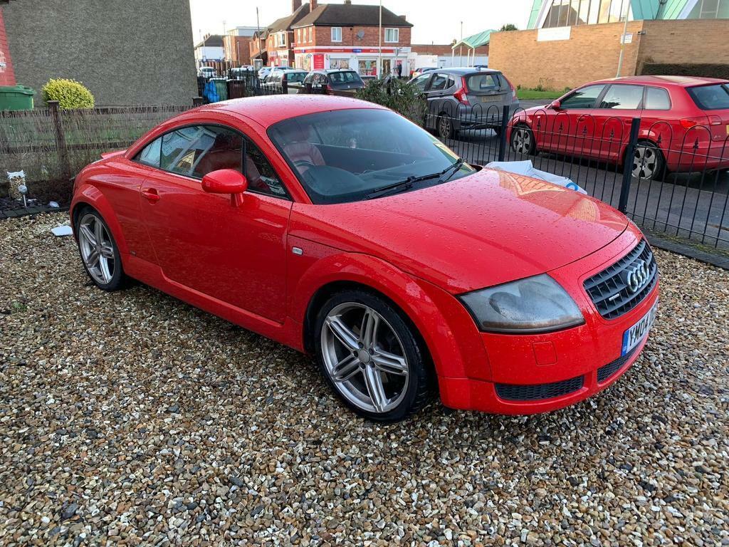 Picture of: Audi Tt Quattro Mk1 1 8 L Turbo 225 Bhp For Sale In Cheltenham Gloucestershire Gumtree