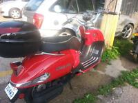 150 Vinny Scooter 2000$reduced price
