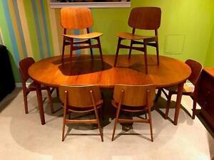 Mid-Century, Teak, Rosewood, Walnut and Danish furniture