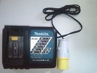 new makita 110v dc18rc fastest charger for all LXT 7.2-18v batteries
