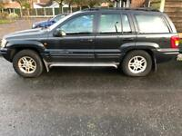 Jeep Grand Cherokee 4.0L very low mileage