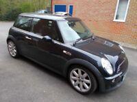 Black Mini Cooper S For Sale