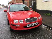 Rover 25 Is 1.6L LOW MILEAGE 10 months mot 4 months tax