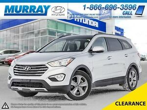 2014 Hyundai Santa Fe XL XL LUXURY AWD
