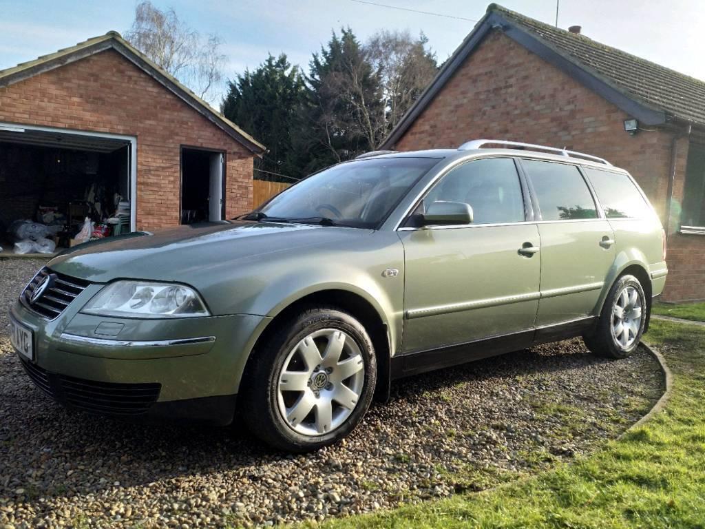 VW Passat V6 TDI Spares or Repairs   in Bury St Edmunds, Suffolk   Gumtree