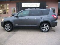 2012 Toyota RAV4 Sport LEATHER B/U CAMERA