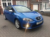 2012 seat Leon fr tdi, 1 owner, full seat history, hpi clear, Bargain