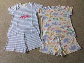 Bundle of 11 years John Lewis pyjamas worn a few times