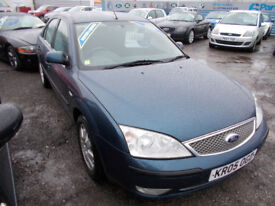 VERY CLEAN MONDEO 2L DIESEL DRIVES A1 , NEW , FULL SERVICE, WARRANTY ,P.X WELCOME !!