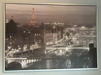Ikea VILSHULT - Picture, Paris - Wall art 140x100cm