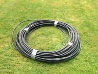 76m Electric Cable, Aluminium / Copper Concentric