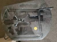 Car jack tool kit