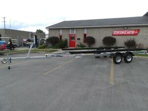 2017 Excalibur PT4523T - TANDEM PONTOON TRAILER - 20FT TO 23FT G