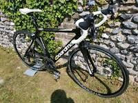 Boardman team road carbon bike