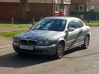 2003 JAGUAR X-TYPE 2.5 V6 LOVELY CONDITION FSH 3 KEYS MOT XTYPE X TYPE STYPE S TYPE S-TYPE
