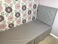 2ft6 single bed with extras
