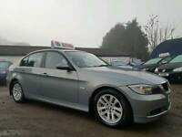 Nov 2005 320d SE 163bhp Manual, FSH! LOW MILES! FULL YEARS MOT! GREAT EXAMPLE! 6 MONTHS WARRANTY