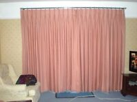 2 pairs of good quality curtains for sale