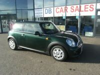 DIESEL !! £0 ROAD TAX !! 2011 11 MINI HATCH ONE 1.6 ONE D 3D 90 BHP **** GUARANTEED FINANCE ****