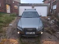 Audi A6 Allroad 2.7 TDI great engine
