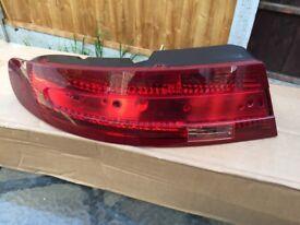 Aston Martin Vantage rear light