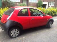 FORD KA 3 DOOR HATCHBACK CHEAP PX TO CLEAR