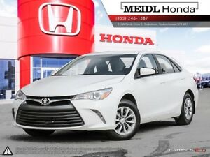 2017 Toyota Camry LE $167 Bi-Weekly
