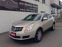 2010 Cadillac SRX 3.0 LUXURY AWD PAN-ROOF (CERTIFED)