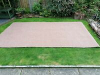 End of roll carpet
