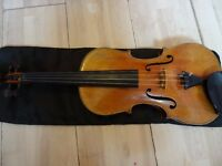 German Full Size Violin