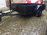 6x4 camping goods trailer multipurpose only £85 !