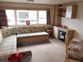 3 Bedroom 8 Berth Static Caravan for sale by the sea nr Kent, London, East Sussex & West Sussex