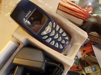 Nokia 3510i Blue Model Mod RH-9 . New ! Not Refurbished ! Genuine in Sealed Box from Nokia