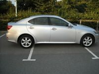 Excellent condition Lexus IS 220d manual 4 door saloon