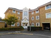 A modern two bedroom apartment in International Way, Sunbury-On-Thames