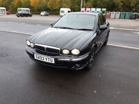 Jaguar X-Type 2.1 V6 AUTO Leather Full service history