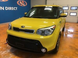 2015 Kia Soul SX SX! LEATHER/ BLUETOOTH! FINANCE NOW!