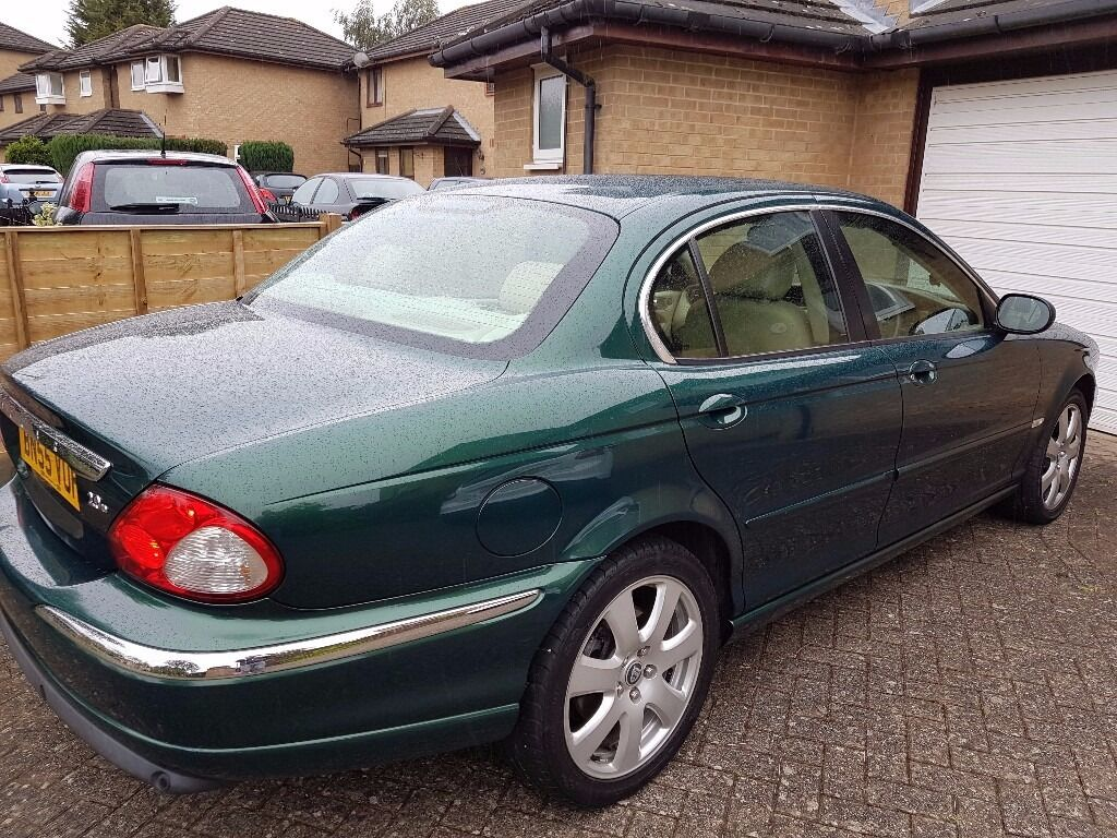 classic jaguar x type 2 0 litre diesel in british racing green in milton keynes. Black Bedroom Furniture Sets. Home Design Ideas