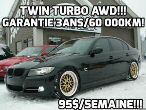 2009 BMW 3 Series 335i Xdrive SportPack 'Tuned' 335ix 4Matic M3