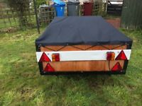RECONDTIONED 6 x 4 TRAILER FOR SALE