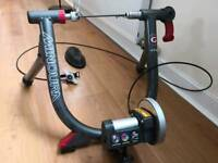 Minoura V130 magnetic gyro indoor bike trainer