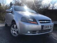 Chevrolet Kalos 2008 Only 43k Full Year Mot No Advisorys Cheap To Run And Insure !!!