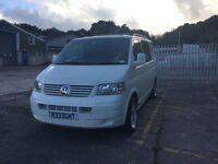 VW Transporter Day Van