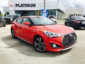 2016 Hyundai Veloster Turbo Auto Navigation - Reduced to sell