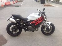 Ducati Monster 796 ABS 2012 White